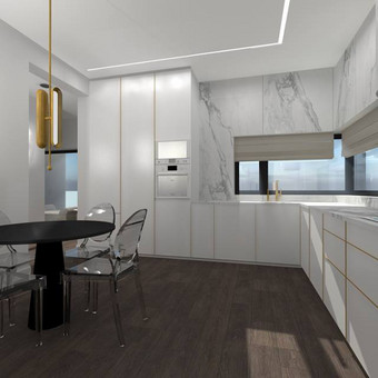 Casa-nova interjero dizainas ir projektavimas / Casa-nova Interjero dizainas / Darbų pavyzdys ID 619647