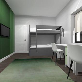 Casa-nova interjero dizainas ir projektavimas / Casa-nova Interjero dizainas / Darbų pavyzdys ID 619655