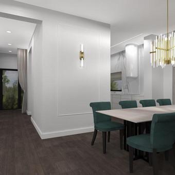 Casa-nova interjero dizainas ir projektavimas / Casa-nova Interjero dizainas / Darbų pavyzdys ID 619663