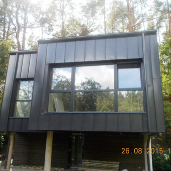Classic sistema dengtas individualaus namo fasadas