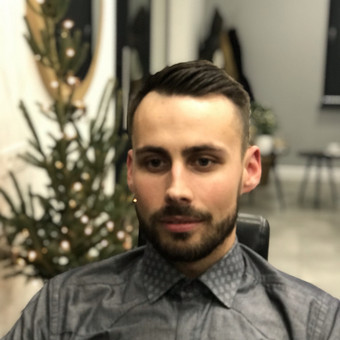 Vyriški kirpimai,barzdų modeliavimas,skutimas. / Loreta / Darbų pavyzdys ID 620659