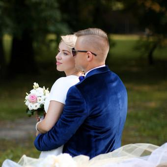 Vestuviu fotografė Inga Balsiuk / Inga Balsiuk / Darbų pavyzdys ID 621901