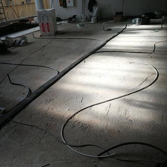 Elektros instaliacijos irengimas / Šarūnas / Darbų pavyzdys ID 623493