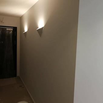 Elektros instaliacijos irengimas / Šarūnas / Darbų pavyzdys ID 623497