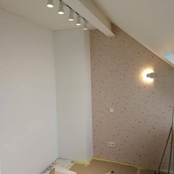 Elektros instaliacijos irengimas / Šarūnas / Darbų pavyzdys ID 623509