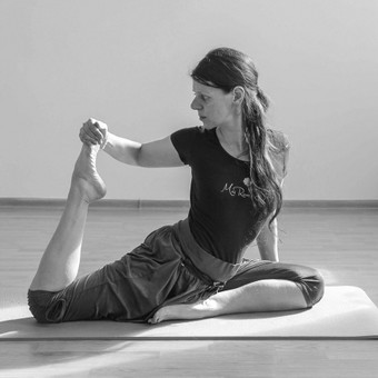 Mai Ram Yoga pamokos su Loreta / Loreta Raškevičiūtė / Darbų pavyzdys ID 624239