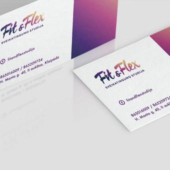 Profesionali grafikos dizainerė + dizaino pamokos / Kristina Gald / Darbų pavyzdys ID 625881
