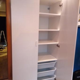 Ikea baldų surinkimas