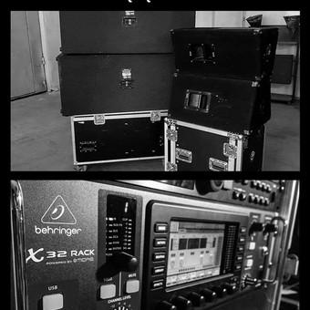 Renginių įgarsinimas ir garso aparatūros nuoma / Muzikinis Cechas / Darbų pavyzdys ID 627139