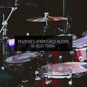 Renginių įgarsinimas ir garso aparatūros nuoma / Muzikinis Cechas / Darbų pavyzdys ID 627141