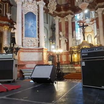 Renginių įgarsinimas ir garso aparatūros nuoma / Muzikinis Cechas / Darbų pavyzdys ID 627215