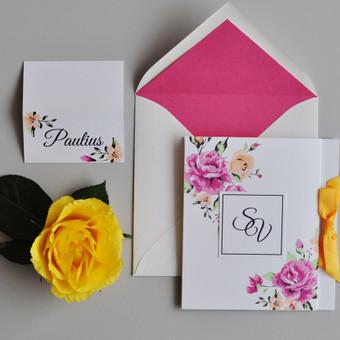 Planavimas, lempučių, tekstilės nuoma, šampano staliukai / Smagilė / Darbų pavyzdys ID 627517