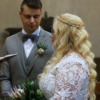 Šukuosenų dizainerės paslaugos proginių šukuosenų formavimas / Simona Gaudzevičiūtė / Darbų pavyzdys ID 628157