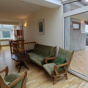 Kambarių nuoma nuosavame name Antakalnio sen.