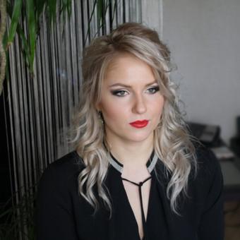 """""""Silvija MUA Make Up & Hairstyles""""  - MAKIAŽAI ir ŠUKUOSENOS / Silvija / Darbų pavyzdys ID 83647"""