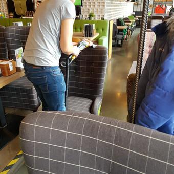 """""""Švaros ekspresas"""" - baldų, kilimų, langų, patalpų valymas / Švaros ekspresas / Darbų pavyzdys ID 630415"""