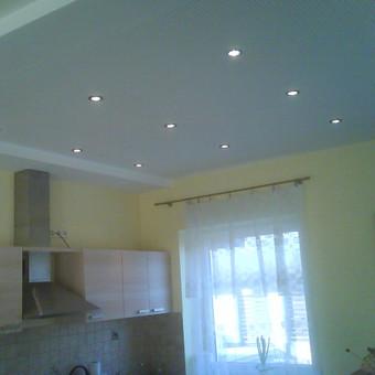 Vaizdo stebėjimo, pastatų apsaugos ir elektros montavimas / Virgilijus / Darbų pavyzdys ID 630635