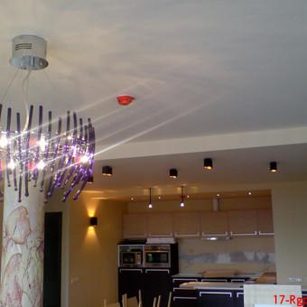 Vaizdo stebėjimo, pastatų apsaugos ir elektros montavimas / Virgilijus / Darbų pavyzdys ID 630645