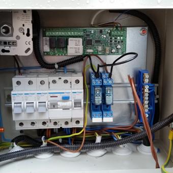 Vaizdo stebėjimo, pastatų apsaugos ir elektros montavimas / Virgilijus / Darbų pavyzdys ID 630739