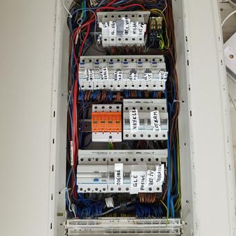 Vaizdo stebėjimo, pastatų apsaugos ir elektros montavimas / Virgilijus / Darbų pavyzdys ID 630713
