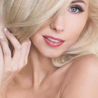 Model - Inga Stumbrienė Make up - Rasa Sinkevičiūtė Hair style - Aleksandra Make Up & Hair Foto - Evelina Dzienaitė