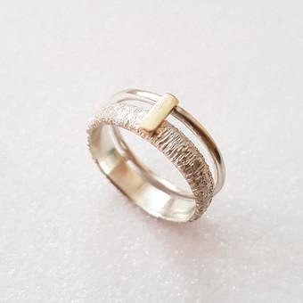 moov jewelry papuošalai iš sidabro, aukso / Vlada D. / Darbų pavyzdys ID 633357