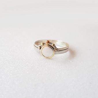 moov jewelry papuošalai iš sidabro, aukso / Vlada D. / Darbų pavyzdys ID 633371