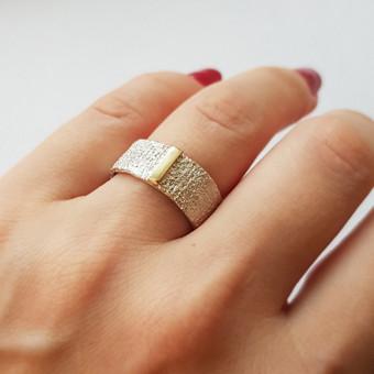 moov jewelry papuošalai iš sidabro, aukso / Vlada D. / Darbų pavyzdys ID 633377