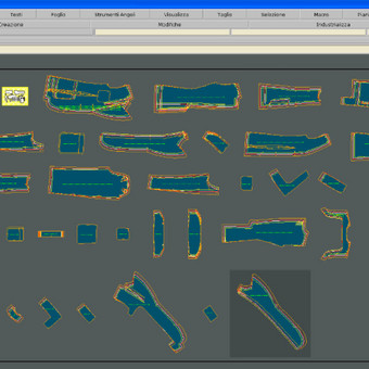 Drabužių konstravimas / Dovilė / Darbų pavyzdys ID 633555