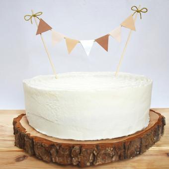 Vaikiškų tortų papuošimai