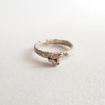 moov jewelry papuošalai iš sidabro, aukso / Vlada D. / Darbų pavyzdys ID 633585