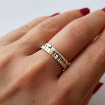 moov jewelry papuošalai iš sidabro, aukso / Vlada D. / Darbų pavyzdys ID 633589