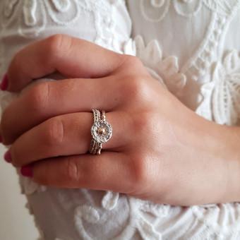 moov jewelry papuošalai iš sidabro, aukso / Vlada D. / Darbų pavyzdys ID 633593