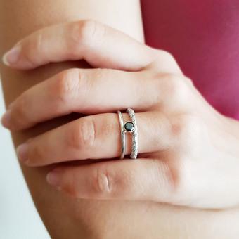 moov jewelry papuošalai iš sidabro, aukso / Vlada D. / Darbų pavyzdys ID 633595