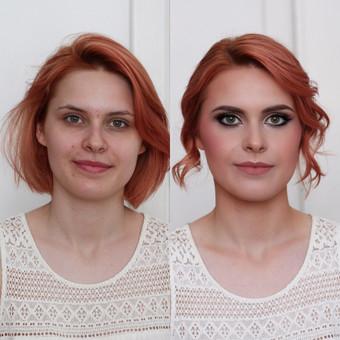 Grožio Dalia makiažas ir šukuosenos Kaune / Dalia Chapman / Darbų pavyzdys ID 633997