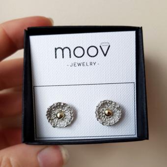 moov jewelry papuošalai iš sidabro, aukso / Vlada D. / Darbų pavyzdys ID 637417