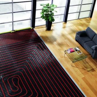 grindinio šildymo privalumai