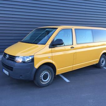 Automobilių nuoma, Mikroautobusų nuoma / Junoma Automobilių nuoma / Darbų pavyzdys ID 637927