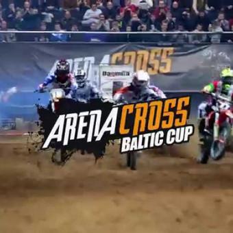 Arenacross Baltic Cup'15 | TV reklama