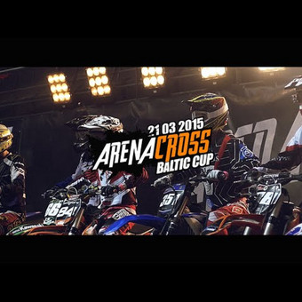 Arenacross Baltic Cup'15 | official aftermovie
