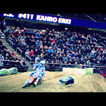 Arenacross Baltic'14 | official aftermovie