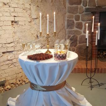 Šampano staliukai jūsų šventei :) ! / Meilės šampano kerai / Darbų pavyzdys ID 638757