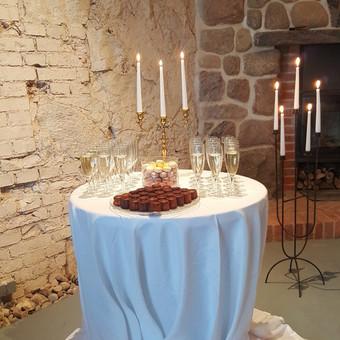 Šampano staliukai jūsų šventei :) ! / Meilės šampano kerai / Darbų pavyzdys ID 638765