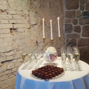 Šampano staliukai jūsų šventei :) ! / Meilės šampano kerai / Darbų pavyzdys ID 638767