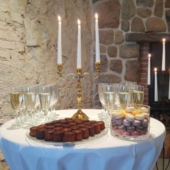 Šampano staliukai jūsų šventei :) ! / Meilės šampano kerai / Darbų pavyzdys ID 638775