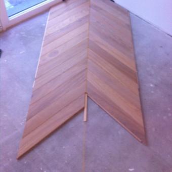 Darbai su medinėmis grindimis: klojimas, šlifavimas... / Rolandas / Darbų pavyzdys ID 638893