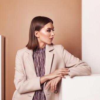 Stilinga verslo portreto ir mados fotografija / Karolina Vaitonytė / Darbų pavyzdys ID 639371