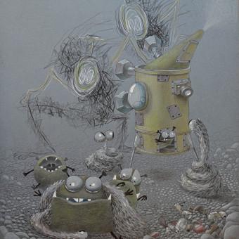 Dailininkas / Irena Kavaliauskienė / Darbų pavyzdys ID 641151