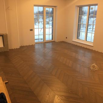 Profesionalus grindu klojimas / Donatas Gruodis / Darbų pavyzdys ID 641305