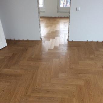 Profesionalus grindu klojimas / Donatas Gruodis / Darbų pavyzdys ID 641313
